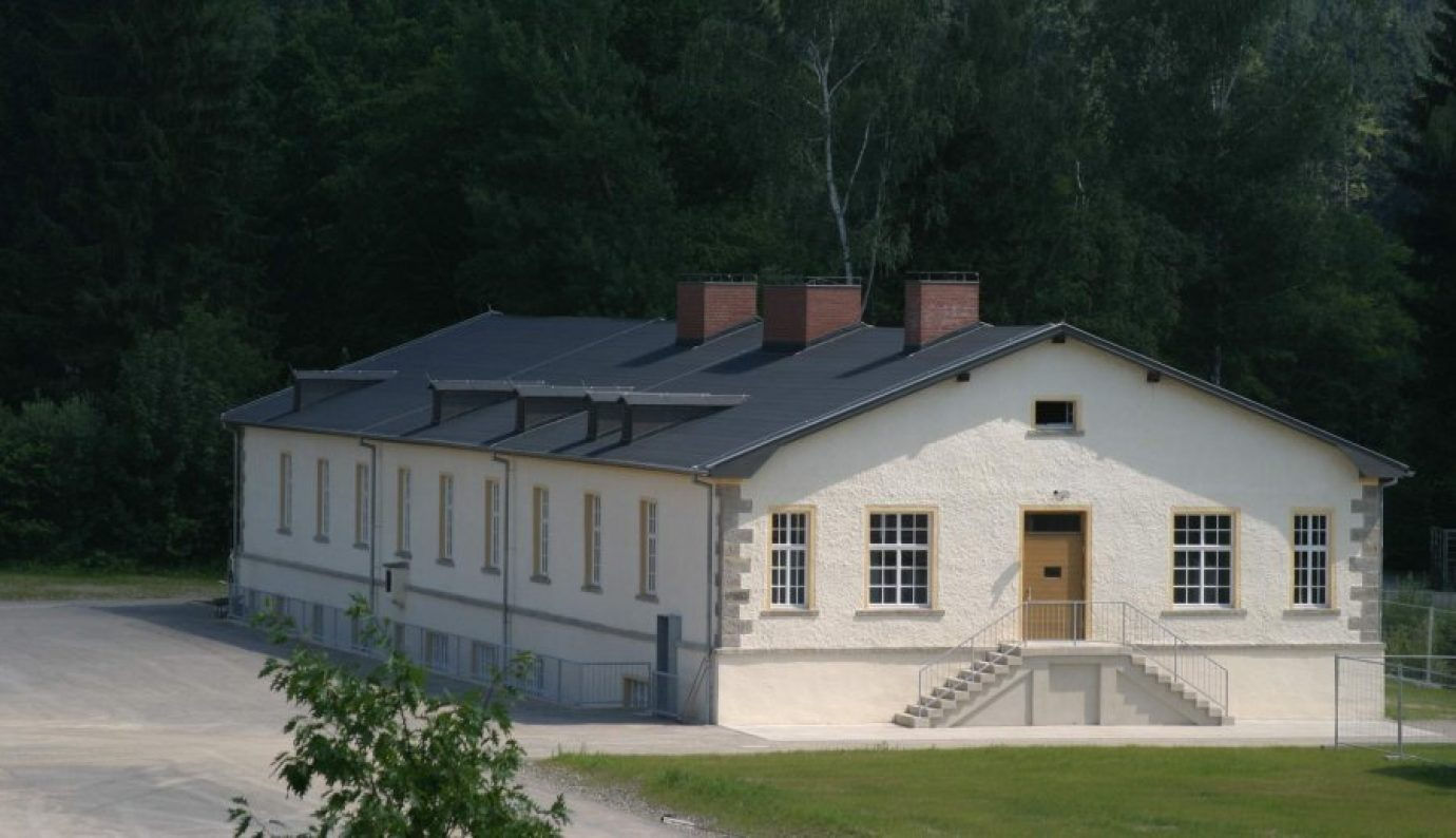 Выставка концлагеря Флоссенбюрг 2007