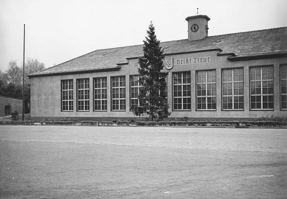 Dresden SS Pionier Kaserne 1