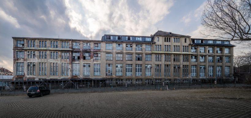 Plauen Industriewerkei 2 viertlboeck