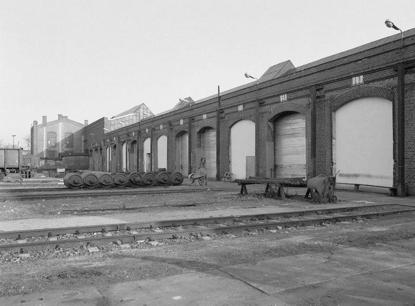 Dresden reichsbahnausbesserungswerk 1