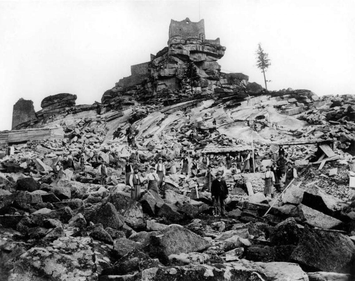 Steinarbeiter
