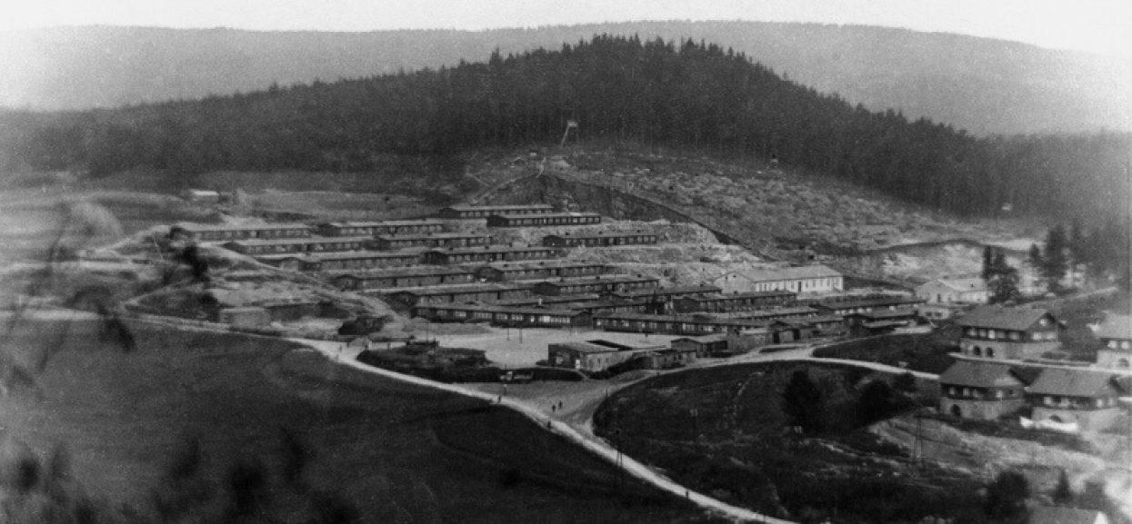Территория лагеря 1940