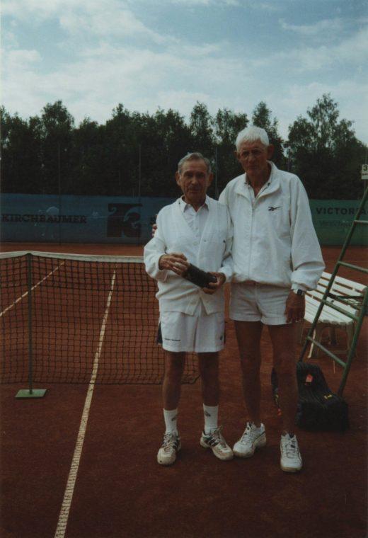 Charles Dekeyser Tennis 1 1