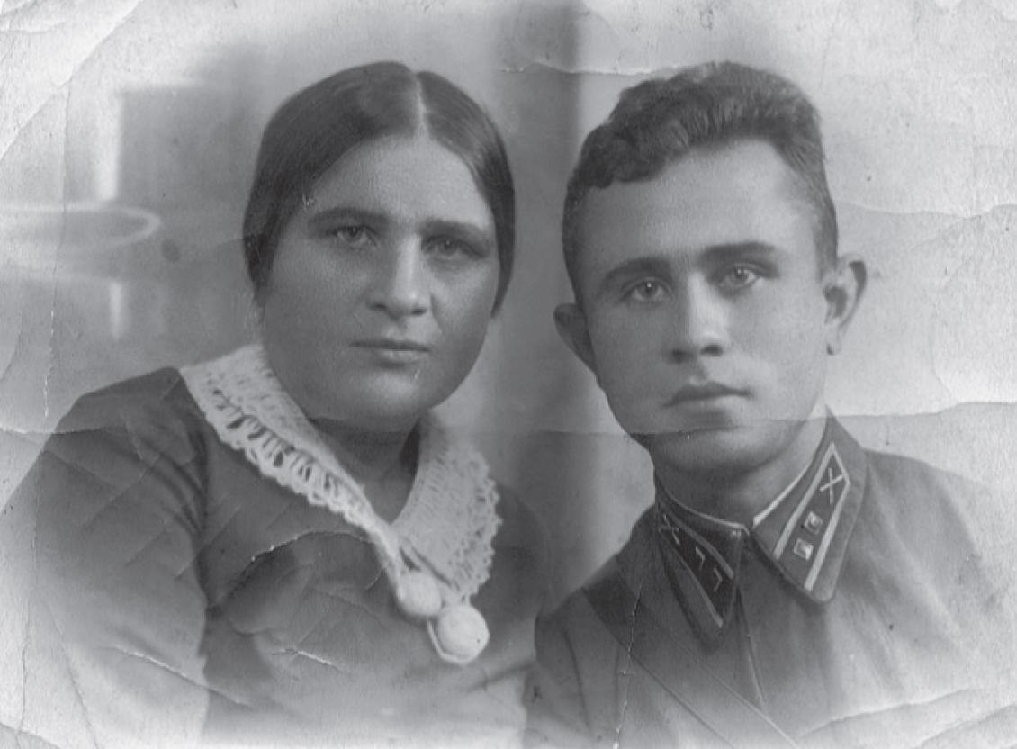 Kuznezow Tante