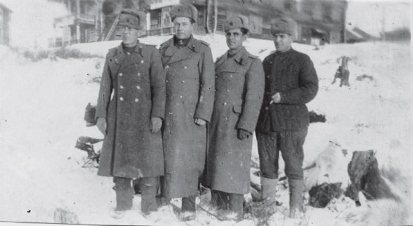 Kuznezow Rote Armee