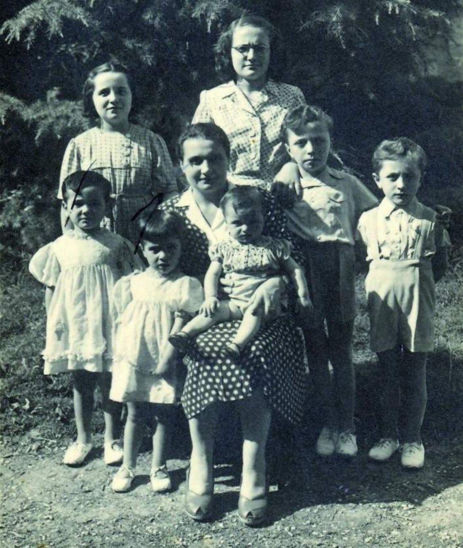 Familie focherini