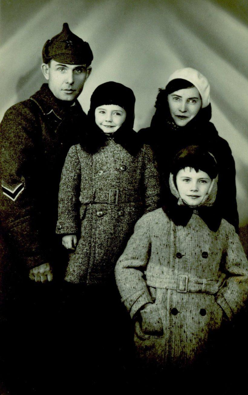 Pawel nikitin familie