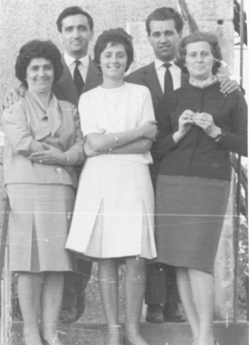 Vinko Grzetic Familie 1