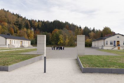 Lagertor Appellplatz