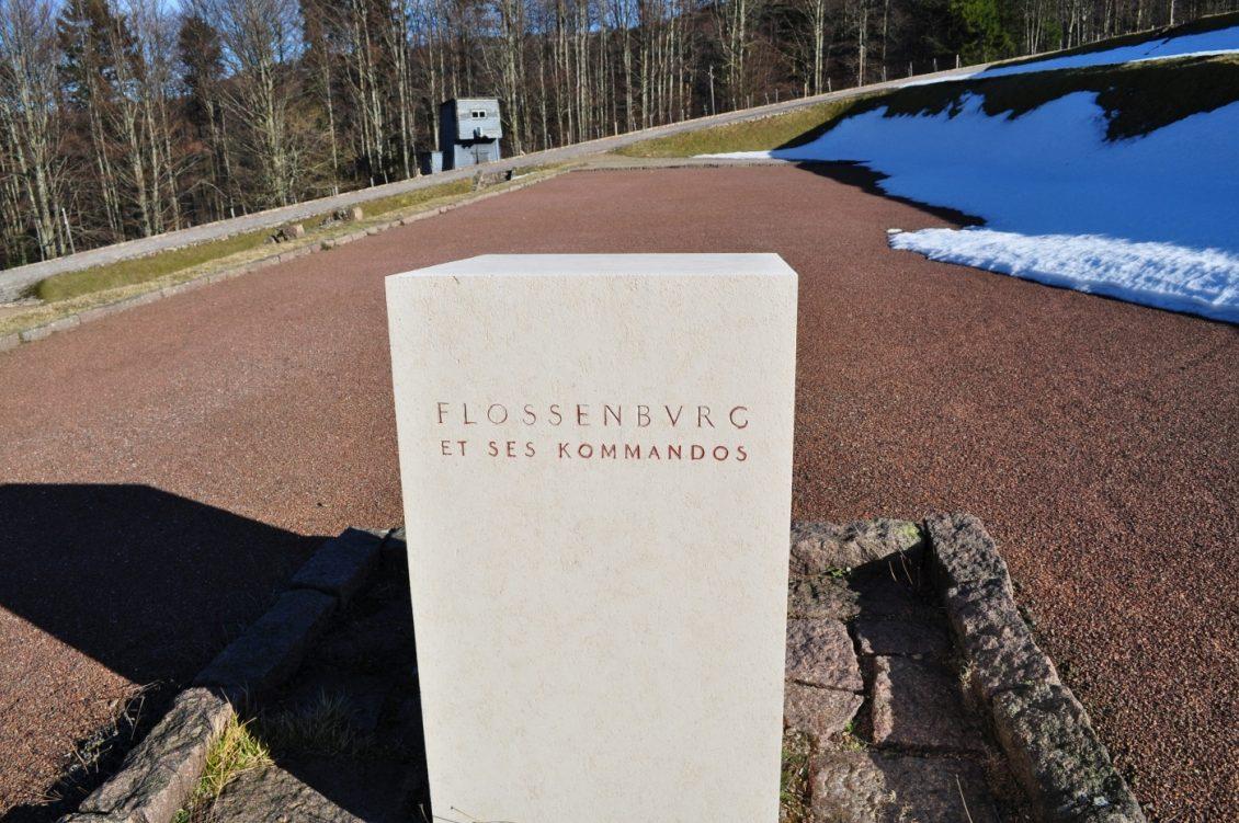 Natzweiler struthof denkmal