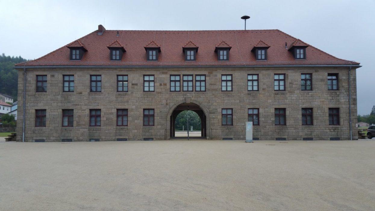 Flossenbuerg Kommandantur