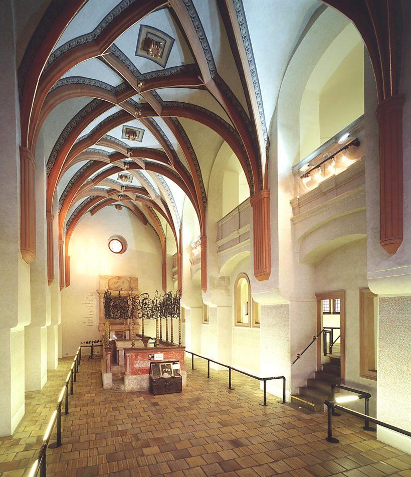 Prag pinkas synagoge